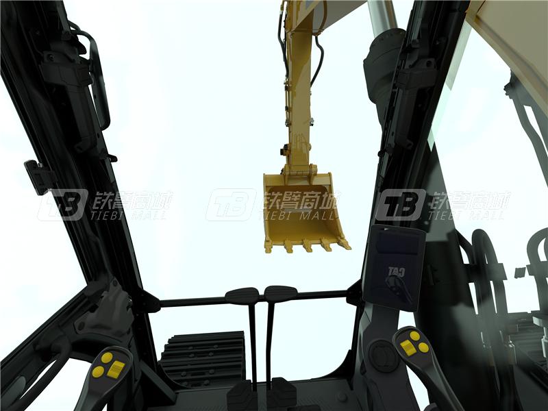 卡特彼勒新一代CAT® 345 GC液压挖掘机细节图2