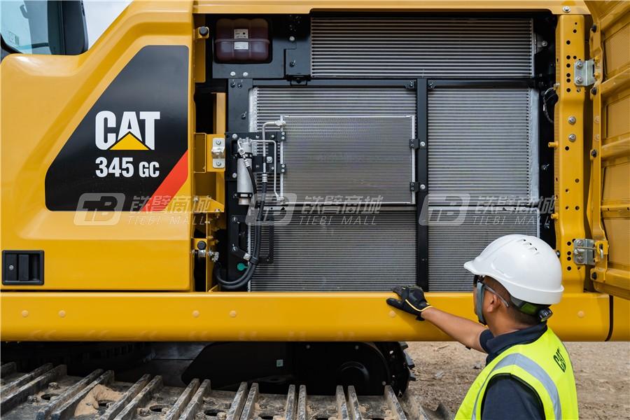 卡特彼勒新一代CAT® 345 GC液压挖掘机细节图4