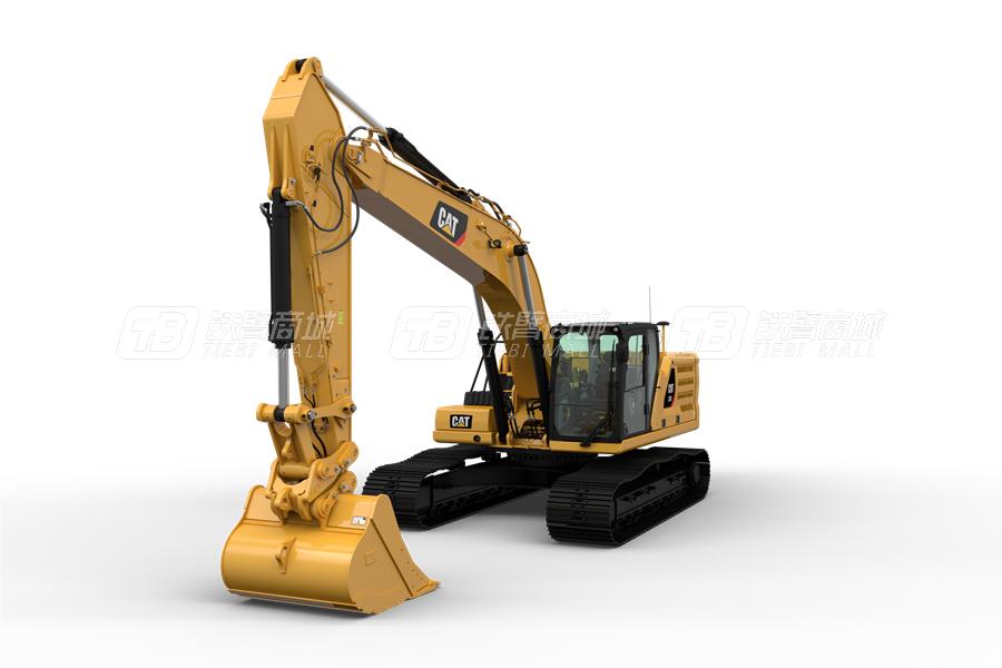 卡特彼勒新一代CAT® 330液压挖掘机外观图0