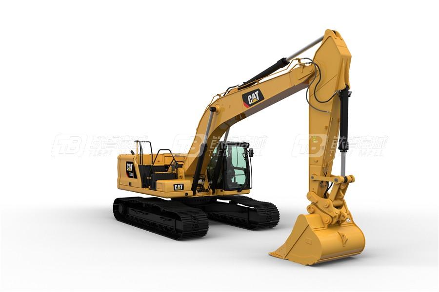 卡特彼勒新一代CAT® 330液压挖掘机外观图1