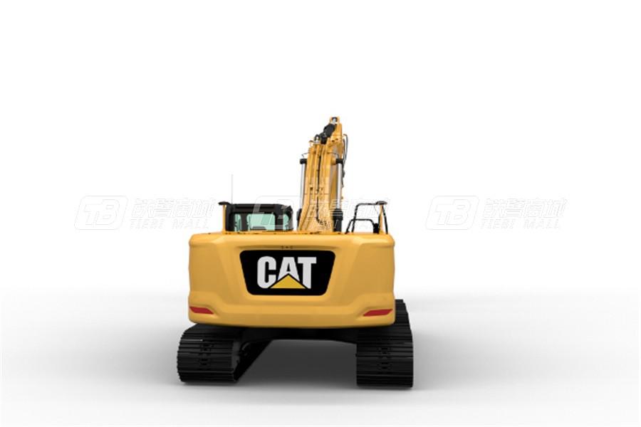 卡特彼勒新一代CAT® 330液压挖掘机外观图4