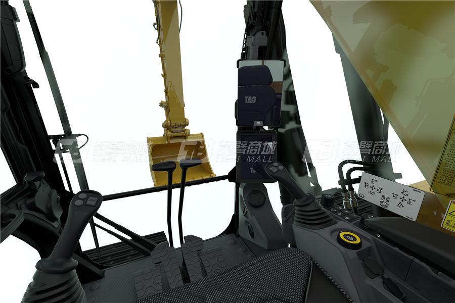 卡特彼勒新一代CAT® 330液压挖掘机细节图2