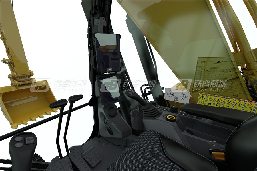 卡特彼勒新一代CAT® 330液压挖掘机细节图3