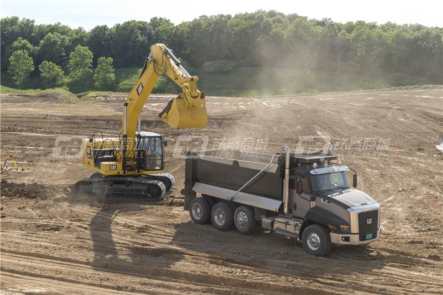 卡特彼勒新一代CAT® 330 GC液压挖掘机外观图1