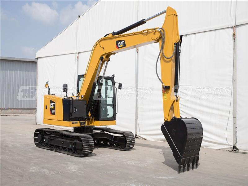 卡特彼勒新一代CAT®310小型液压挖掘机外观图3