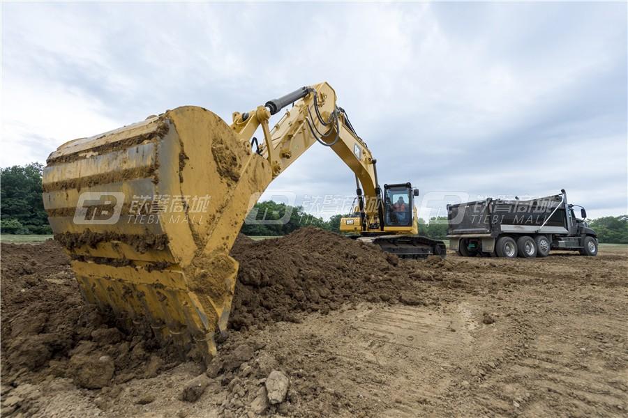 卡特彼勒新一代CAT® 330液压挖掘机外观图11