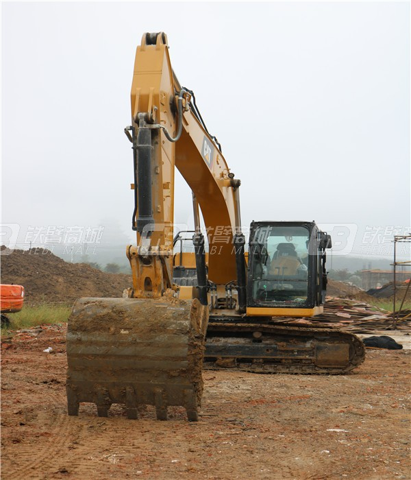 卡特彼勒新一代CAT® 320 GC液压挖掘机外观图22
