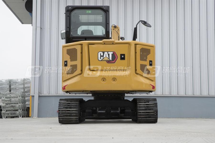 卡特彼勒新一代CAT®306小型液压挖掘机外观图1