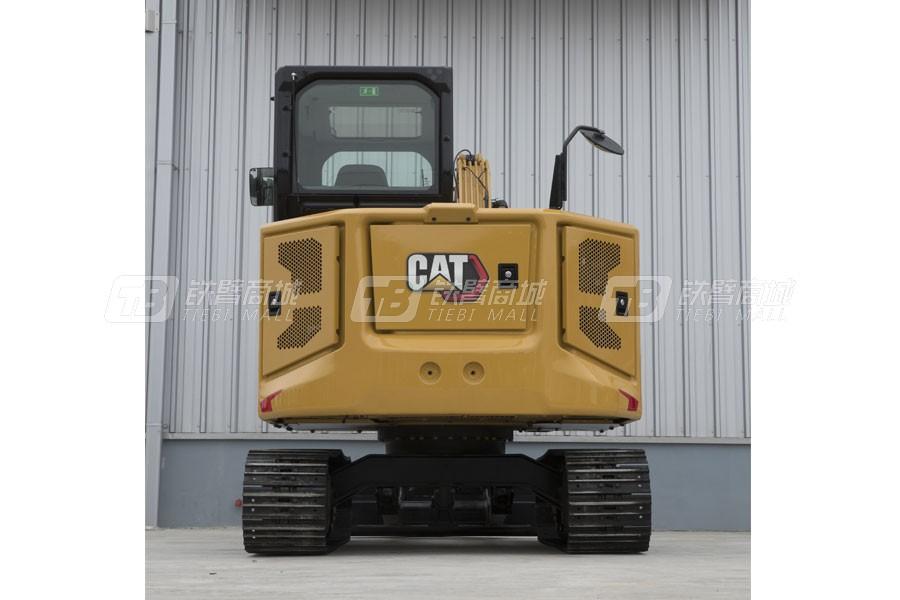 卡特彼勒新一代CAT®306小型液压挖掘机外观图3