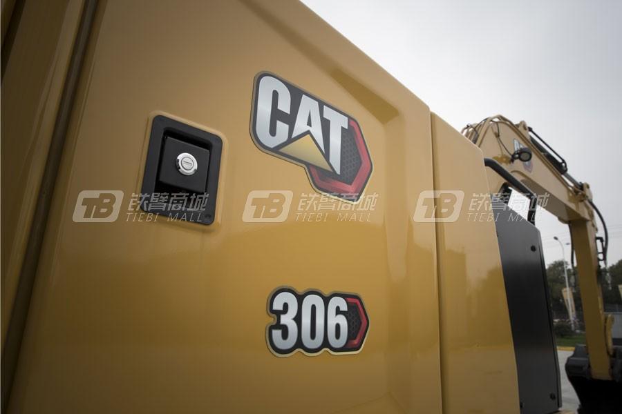 卡特彼勒新一代CAT®306小型液压挖掘机细节图4