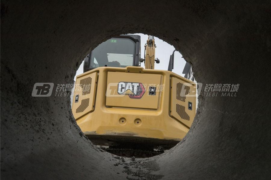 卡特彼勒新一代CAT®306小型液压挖掘机细节图5