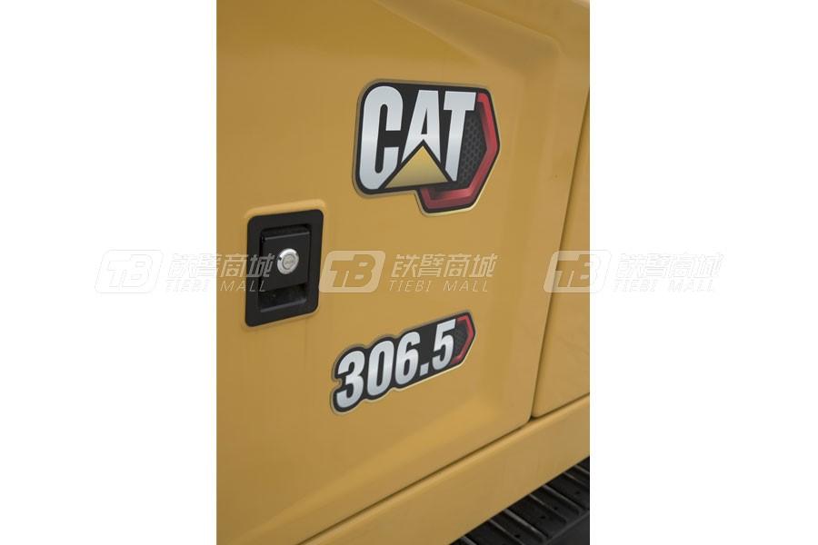 卡特彼勒新一代CAT®306.5小型液压挖掘机细节图1