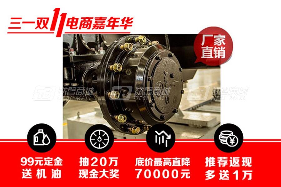 三一SSR220AC-8单钢轮压路机细节图2