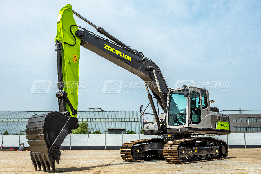 中联重科ZE205E-10履带挖掘机外观图1