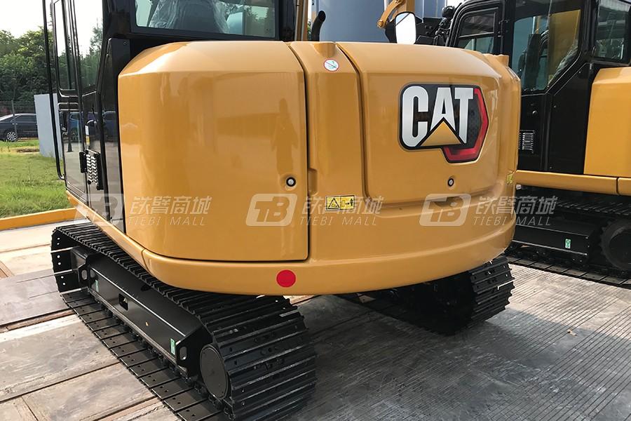 卡特彼勒新一代CAT®307小型液压挖掘机外观图1