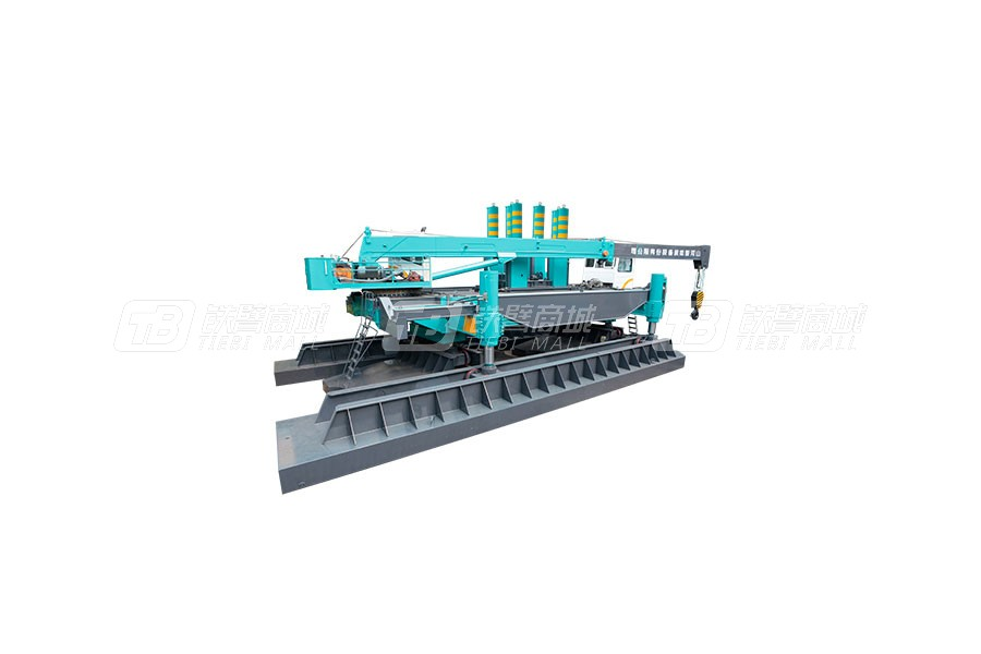 山河智能ZYJ1060B-II液压静力压桩机