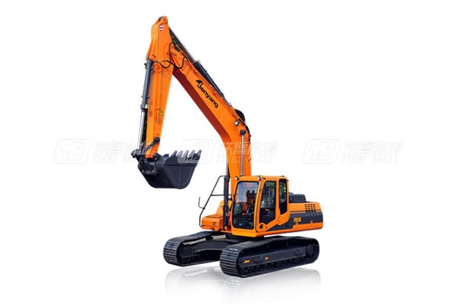 詹阳重工JY623F履带挖掘机