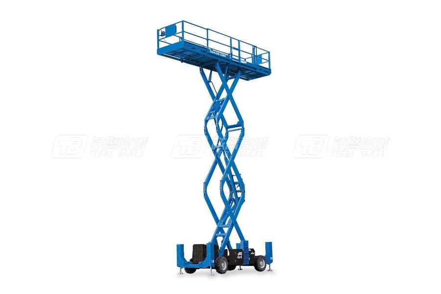 吉尼GS-3384RT粗糙地面剪型高空作业平台