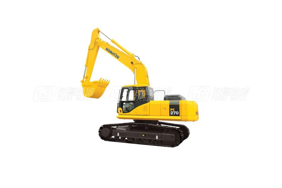 小松PC270-8液压挖掘机