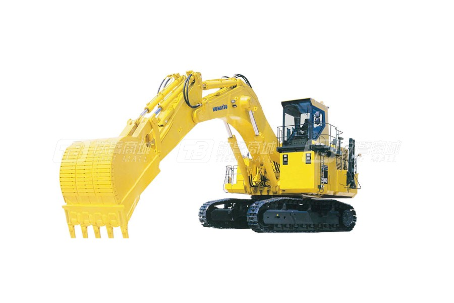 小松PC2000-8液压挖掘机