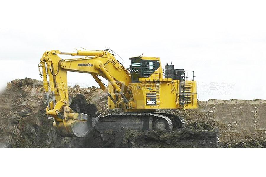 小松PC3000-6液压挖掘机
