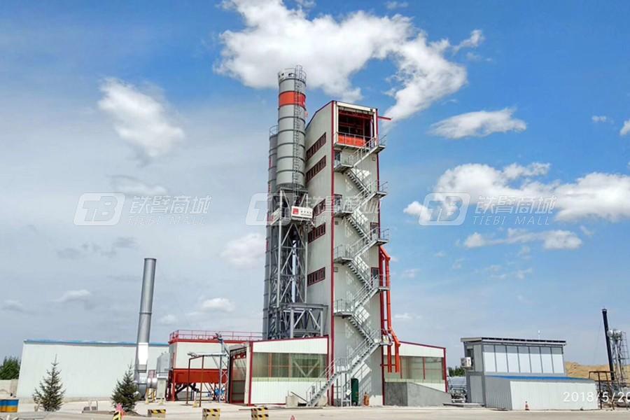德基机械DG5000常规沥青混合料搅拌设备外观图3
