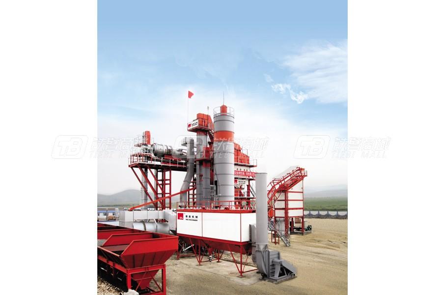 德基机械DG5000常规沥青混合料搅拌设备外观图5