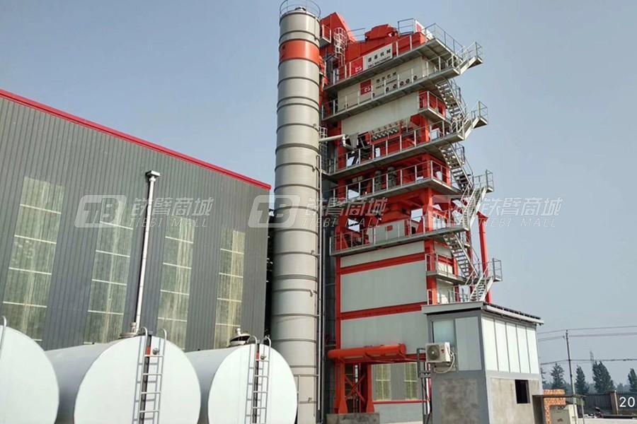 德基机械DG5000常规沥青混合料搅拌设备外观图4