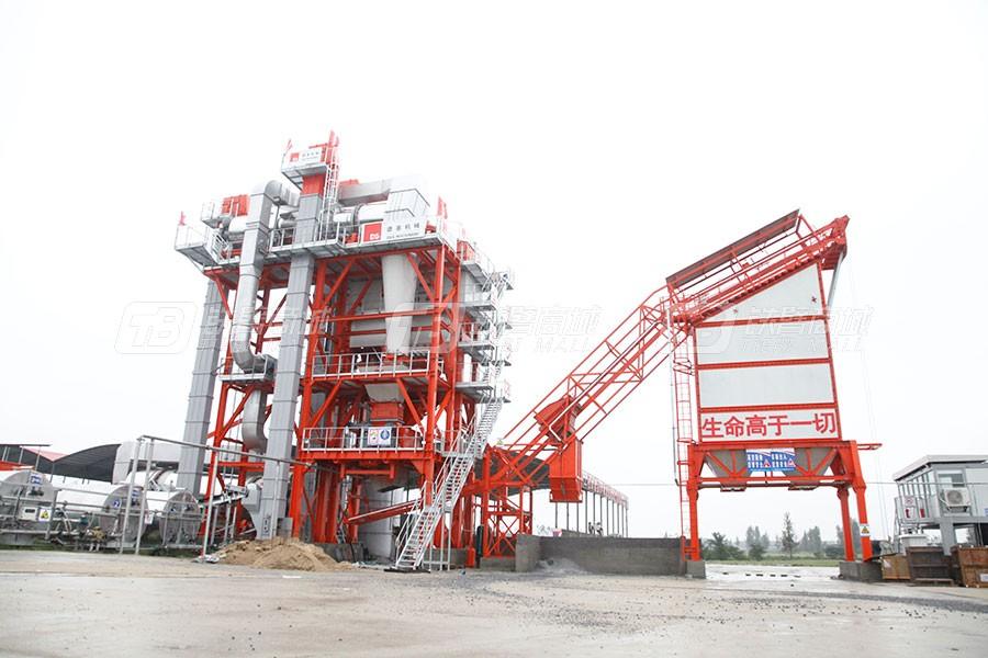 德基机械DGR4000整体式再生沥青搅拌设备外观图5