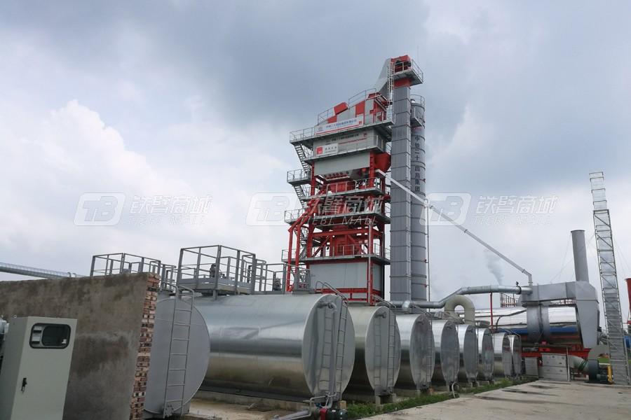 德基机械环保型沥青混合料搅拌设备外观图7