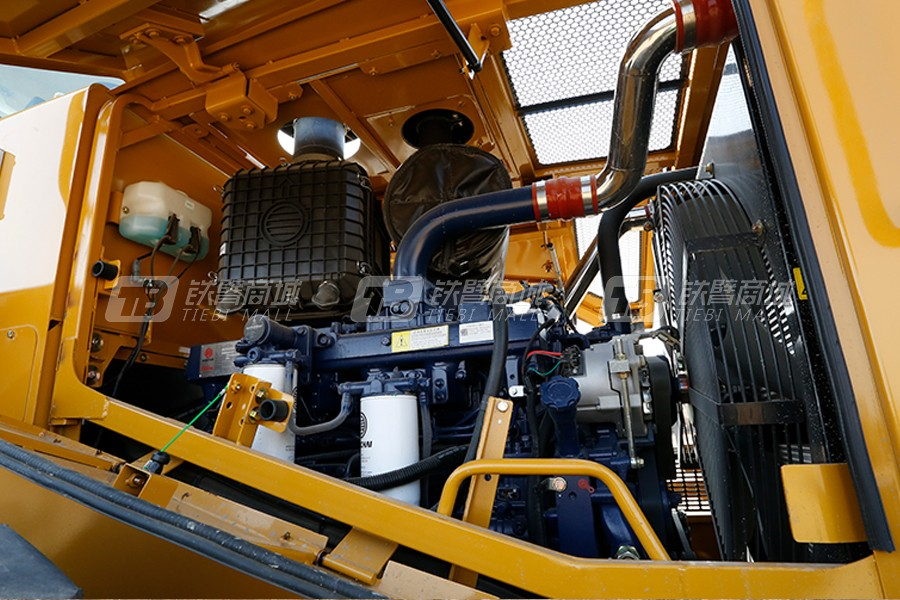 山工SEM676D轮式装载机细节图1