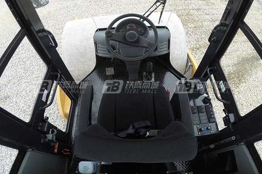 山工SEM518单钢轮压路机细节图4