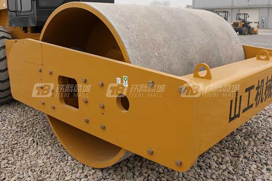 山工SEM520单钢轮压路机细节图2