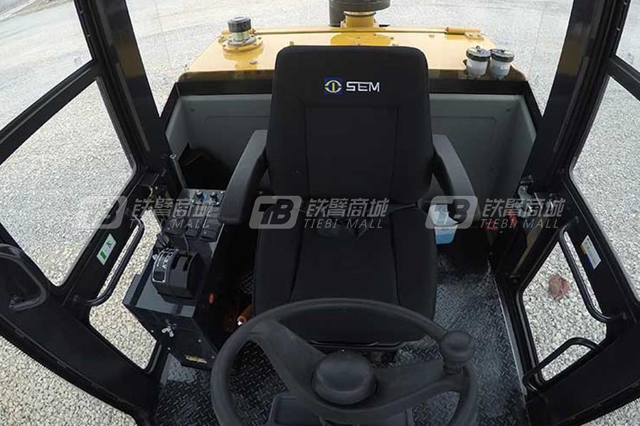 山工SEM522单钢轮压路机细节图3