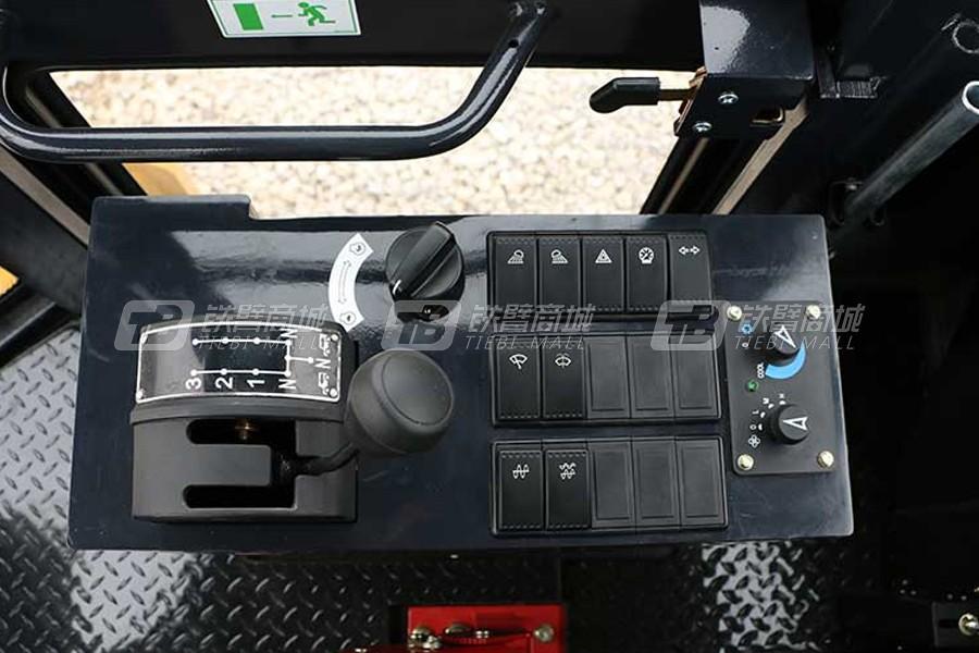 山工SEM522单钢轮压路机细节图4