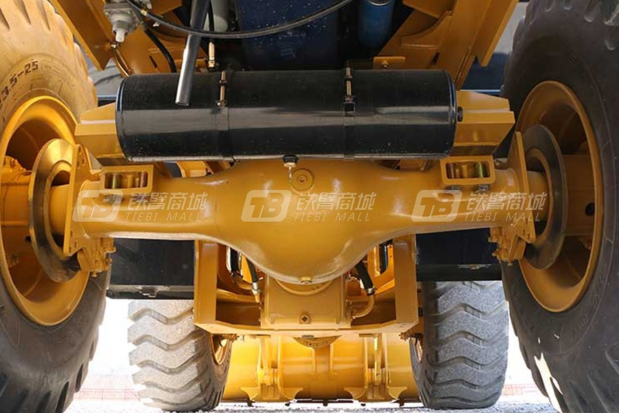山工SEM655D轮式装载机细节图2