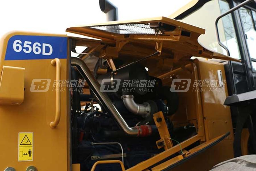 山工SEM656D轮式装载机细节图1