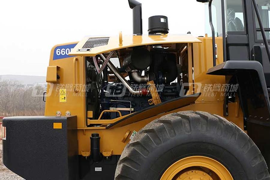 山工SEM660D(国内)轮式装载机细节图1