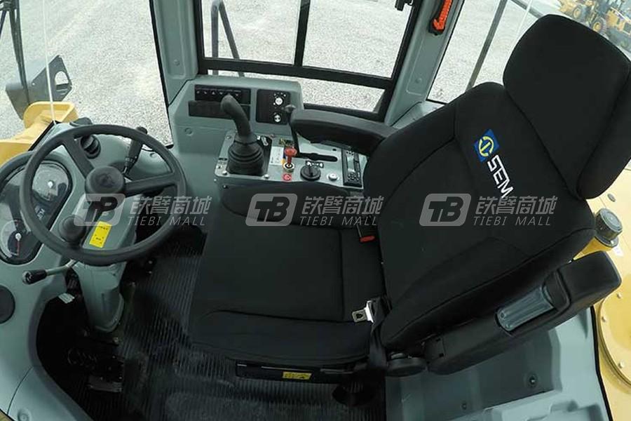山工SEM660D(国内)轮式装载机细节图4