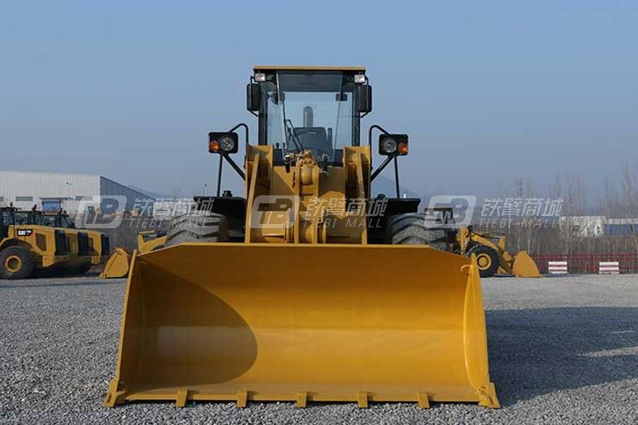 山工SEM652D轮式装载机外观图2
