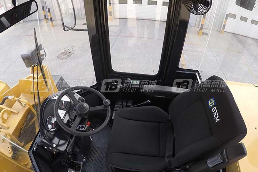 山工SEM652D轮式装载机细节图1