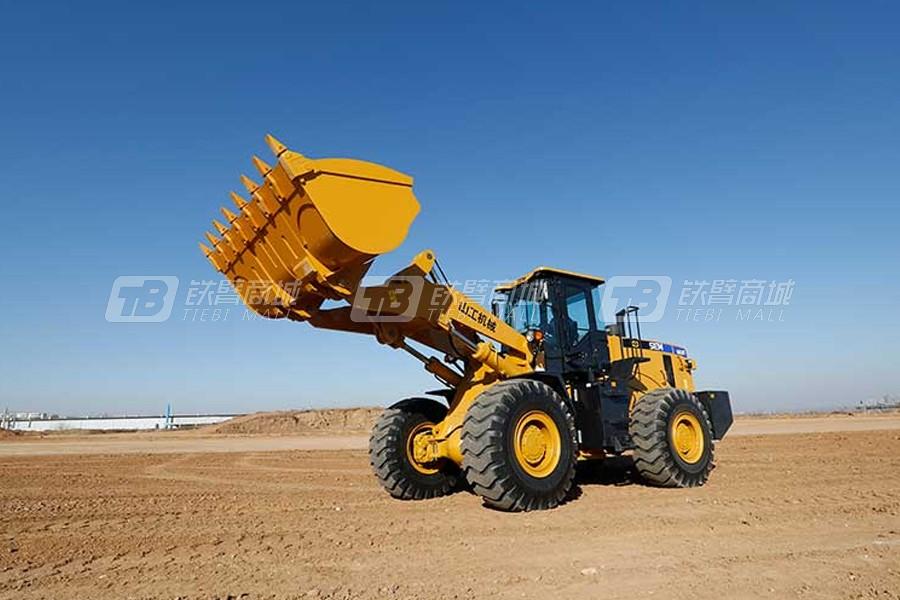 山工SEM663D轮式装载机外观图9