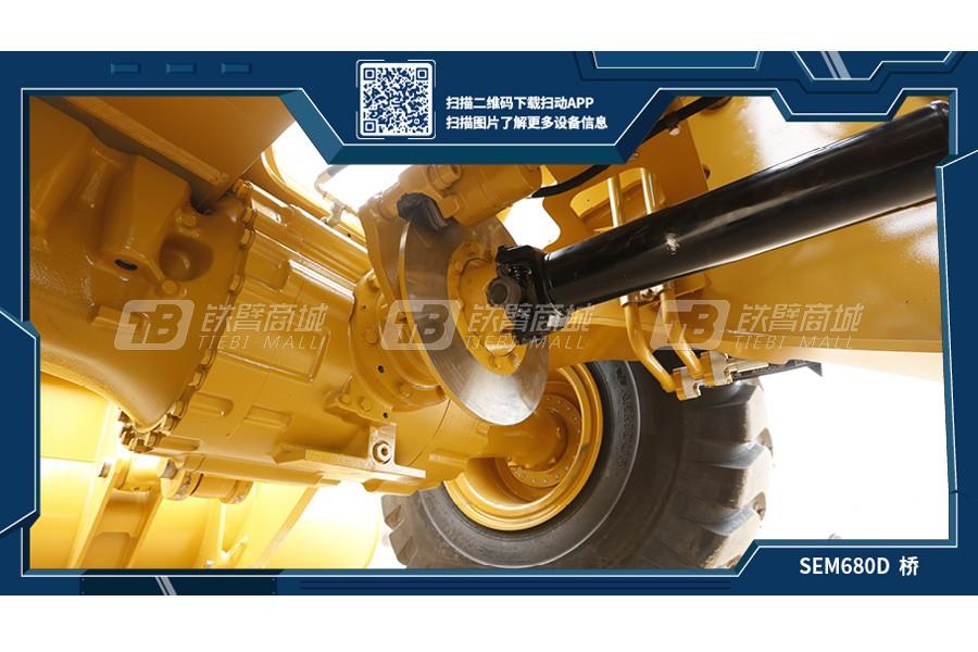 山工SEM680D轮式装载机细节图5