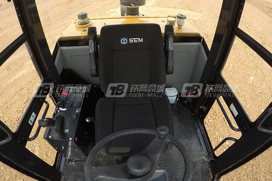 山工SEM526单钢轮压路机细节图3