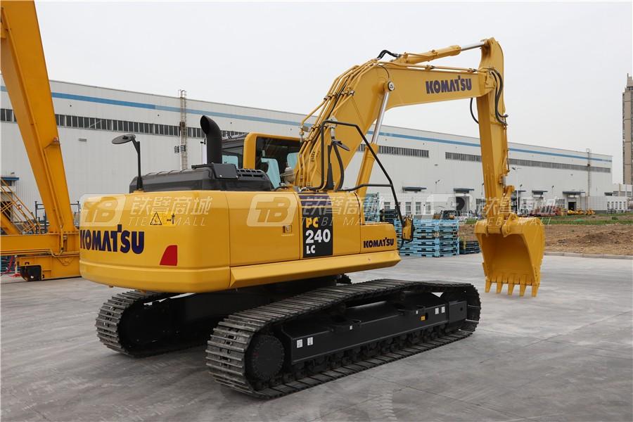 小松PC240LC-8M0液压挖掘机外观图3