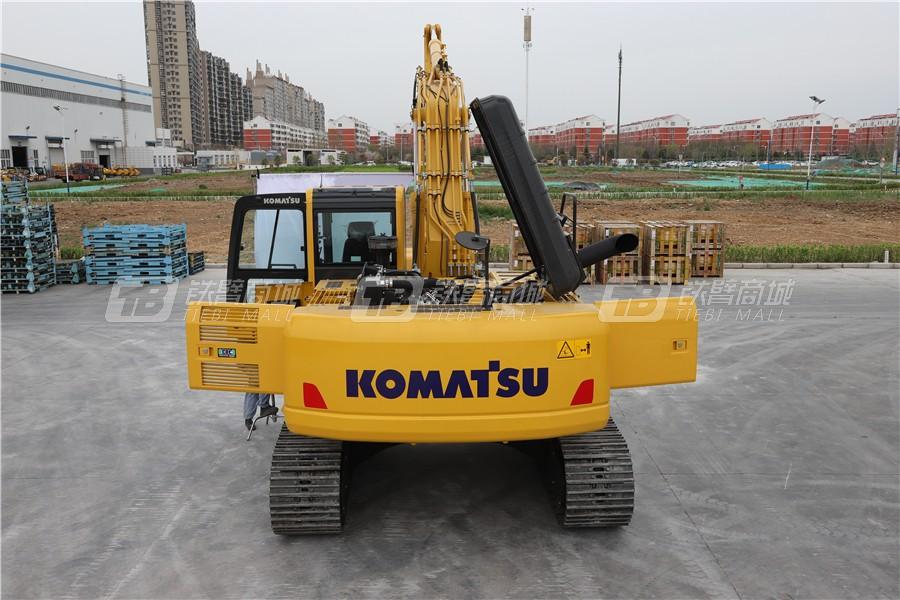 小松PC240LC-8M0液压挖掘机外观图4