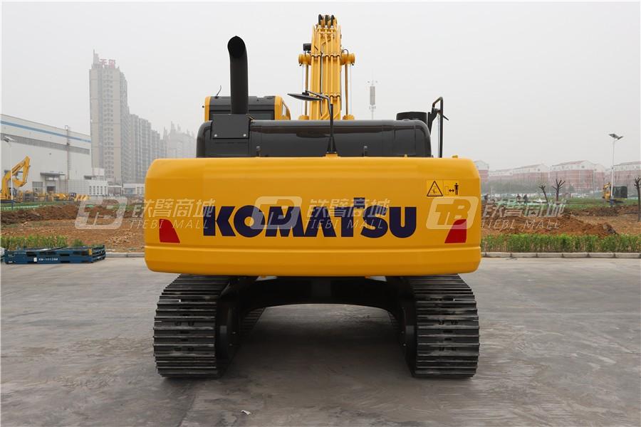 小松PC300-8M0液压挖掘机外观图1