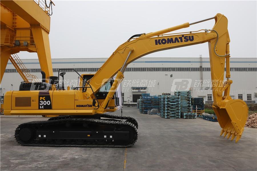 小松PC300-8M0液压挖掘机外观图3