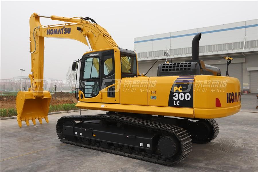 小松PC300-8M0液压挖掘机外观图4