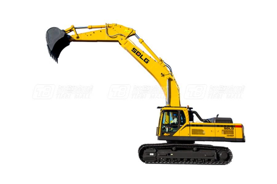 山东临工E6460F履带挖掘机外观图1